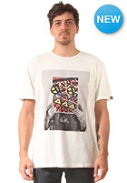 QUIKSILVER Organic T L4 S/S T-Shirt bright white