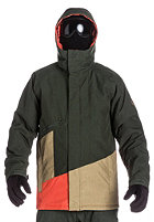 QUIKSILVER Pillow 15K Jacket military