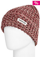 QUIKSILVER Plum Beanie baked clay