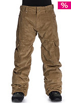 QUIKSILVER Porter Corduroy 10K Pant tabacco