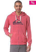 QUIKSILVER Prescott K1 Hooded Zip Sweat garnet rose