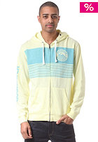 QUIKSILVER Prescott K2 Hooded Zip Sweat citrus