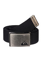 QUIKSILVER Principle Belt anthracite - solid