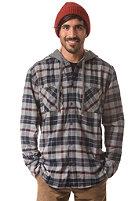 QUIKSILVER Puffer L/S Shirt navy blazer