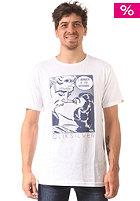 QUIKSILVER QS F10 S/S T-Shirt white