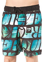 QUIKSILVER Rear View Jams Short sunset