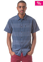 QUIKSILVER Redondo L/S Shirt washed navy