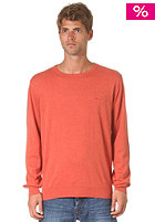 QUIKSILVER Rekaya Knit Sweat red earth