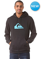 QUIKSILVER Rib God G1 Hooded Sweat black