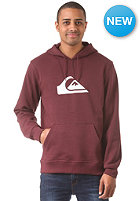 QUIKSILVER Rib God G1 Hooded Sweat sassafras