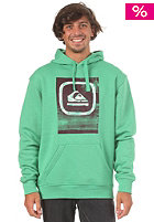QUIKSILVER Rib Impact Zone Hooded Sweat chlorophil