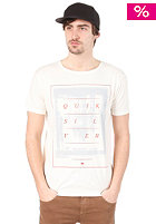 QUIKSILVER Roadie S/S T-Shirt cream