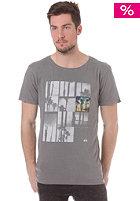 QUIKSILVER Roadie V4 S/S T-Shirt metal
