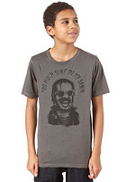 QUIKSILVER Roadie Youth S/S T-Shirt asphalt