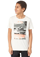 QUIKSILVER Roadie Youth S/S T-Shirt cream