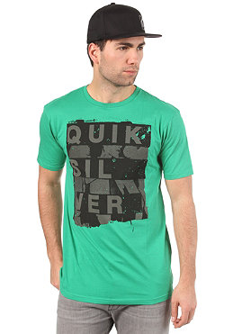 QUIKSILVER Shake Appeal Basic S/S T-Shirt field green