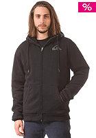 QUIKSILVER Sherpa C1 Hooded Zip Sweat black