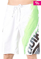 Side Swipe 2 Boardshort white