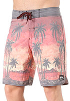QUIKSILVER Sky Palm Boardshort orange peel
