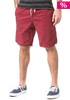 QUIKSILVER Street Trunk cabernet - solid
