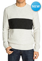 QUIKSILVER The Block Knit Sweat snow white