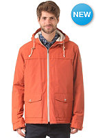 QUIKSILVER The Wanna Jacket burnt brick