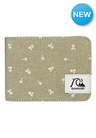 QUIKSILVER Tropical Wallet plaza taupe - solid