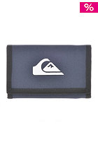 QUIKSILVER Wave Station A X12 Wallet carbon blue