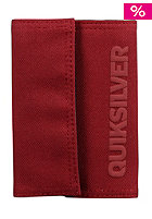 QUIKSILVER Wave Station A X12 Wallet sangria