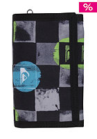 QUIKSILVER Wave Station B X12 Wallet lime
