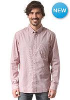 QUIKSILVER Wilsden L/S Shirt henna - solid