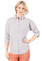 QUIKSILVER Womens Annadel Shirt grey violet