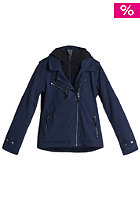 QUIKSILVER Womens Darcy Snow Jacket indigo blue