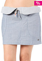 QUIKSILVER Womens Hot Springs Skirt chambray