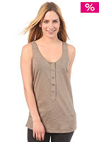 QUIKSILVER Womens In The Morn� Tank Top walnut