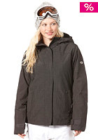 QUIKSILVER Womens LIZ Jacket anthracite