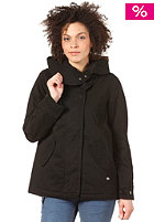 QUIKSILVER Womens Off The Coast Jacket black