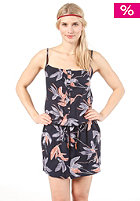 QUIKSILVER Womens Simi Valley Dress indigo blue batik flower