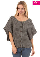 QUIKSILVER Womens Up To The Sky Poncho mouse grey