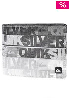 QUIKSILVER Word Wallet Big black