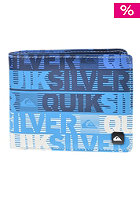 QUIKSILVER Word Wallet Big cyan/reef
