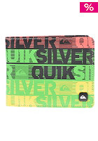 QUIKSILVER Word Wallet Big rasta