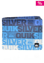 QUIKSILVER Word Wallet Small cyan/reef