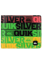 QUIKSILVER Word Wallet Small rasta