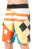 QUIKSILVER Young Guns Echo Boardshort line yellow