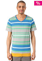 RAGWEAR Alley S/S T-Shirt mint stripes
