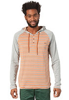 RAGWEAR Appeal L/S T-Shirt caramel stripes