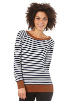 RAGWEAR Barbarossa Sweatshirt light blue stripes
