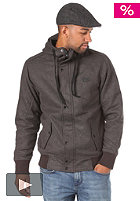 RAGWEAR Dockside D Woven Jacket deep brown