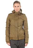 RAGWEAR Ewok Woven Jacket fir green
